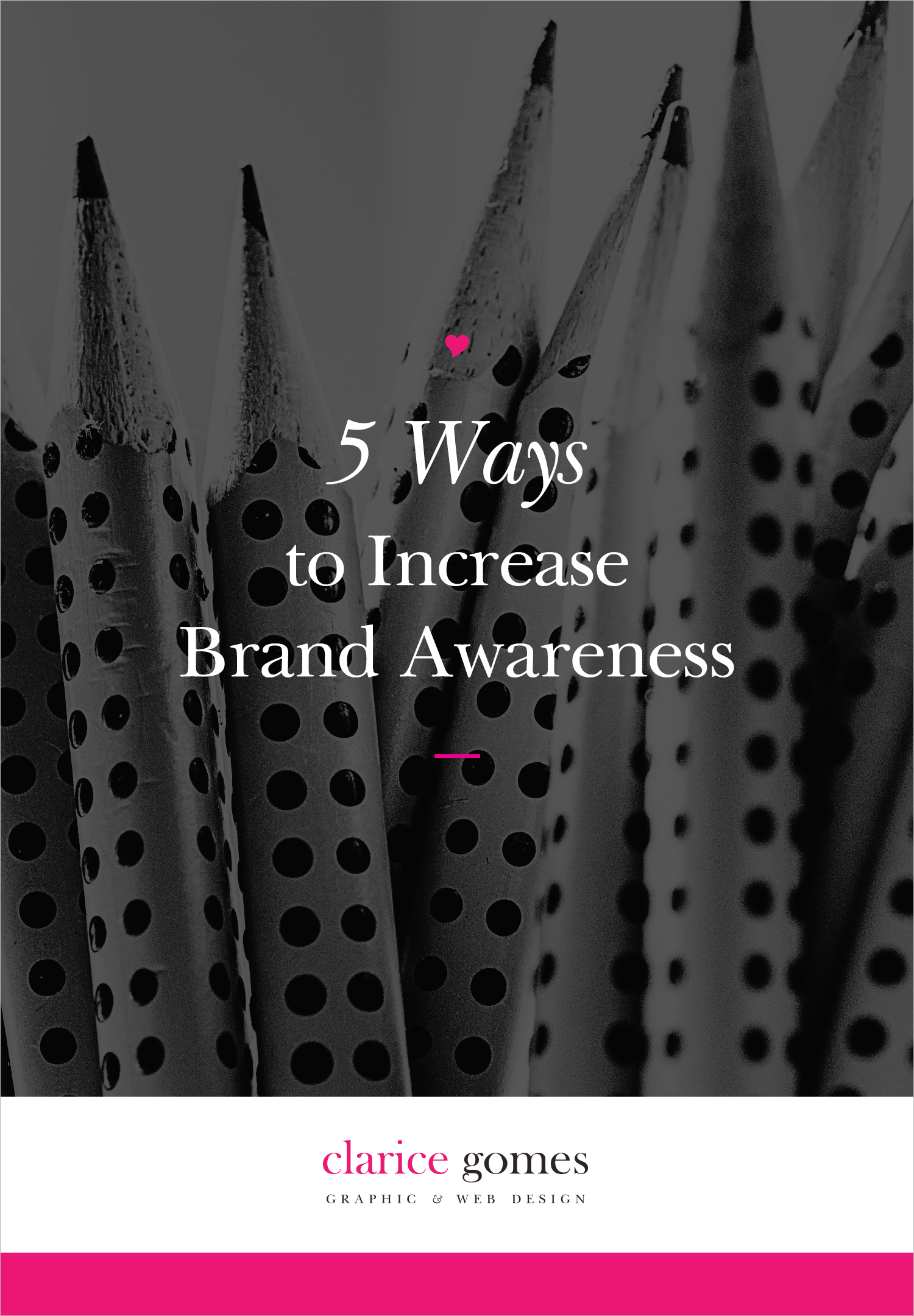 5 ways to increase brand awareness