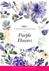claricegomes-freepurpleflowers