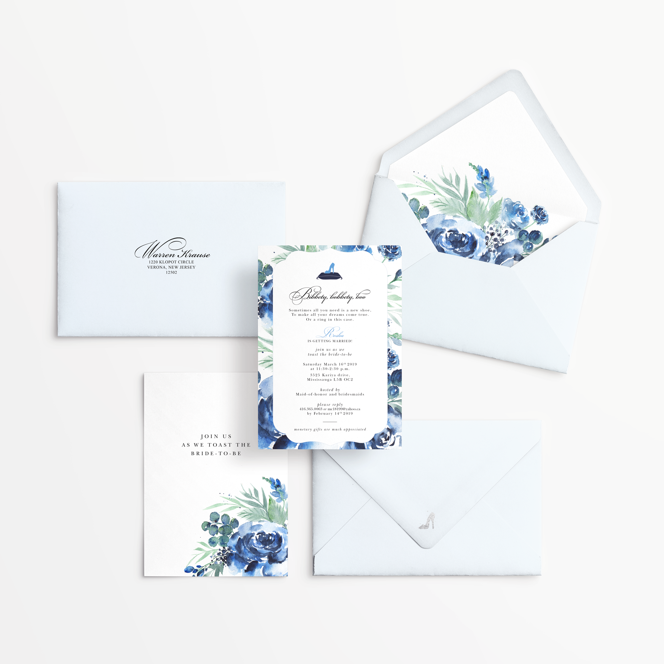 Cindrella-cards-and-envelopes-mockup