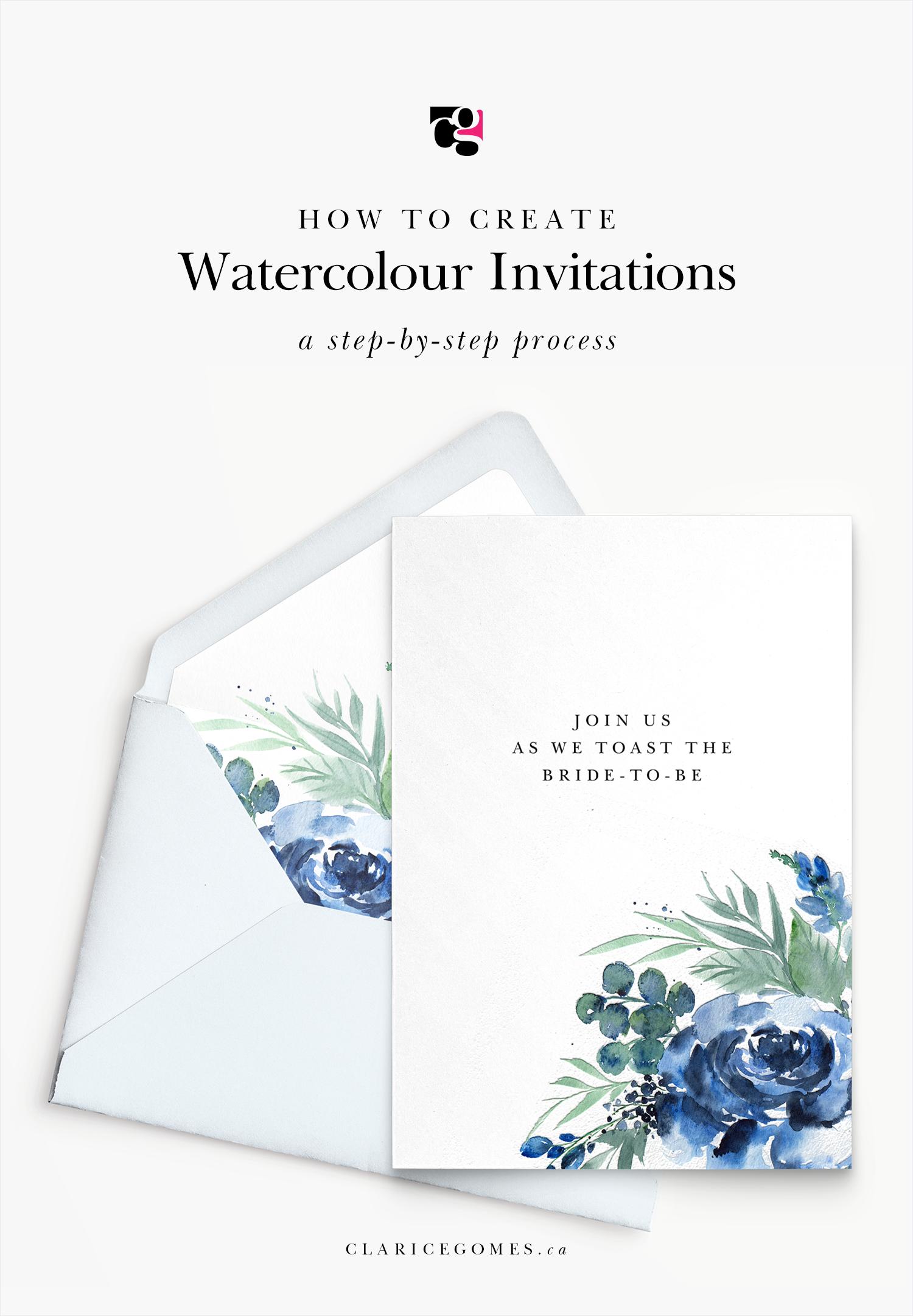 create-watercolour-invites